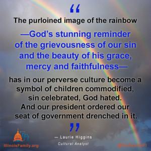 God's Rainbow | Illinois Family Institute