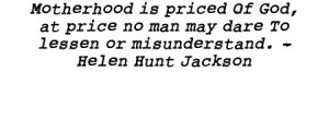 Quote by Helen Hunt Jackson