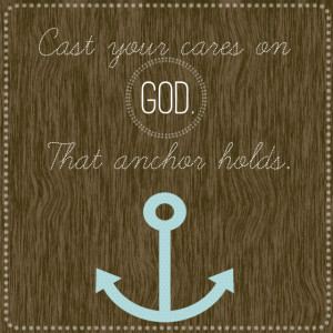 Displaying (20) Gallery Images For Anchor Quote Wallpaper...