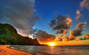 Sunset Hawaii Wallpapers Pictures Photos Images