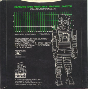 by Marvin, the Paranoid Android