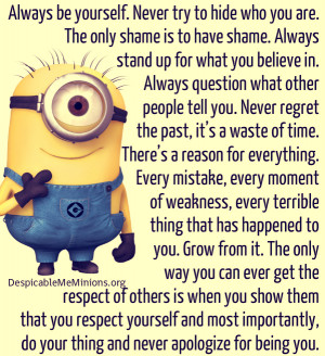Cute Minion Quotes For Her Minion-Quotes-Always-be-