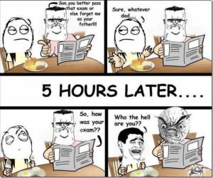 description funny quotes related to exams funny smosh photos funny ...