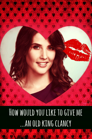 How I Met Your Mother HIMYM Valentine's Day Card