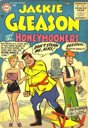 Jackie Gleason And The Honeymooners Vol 1 - DC Comics Database