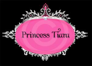 Princess Tiara Premade Logo 2-