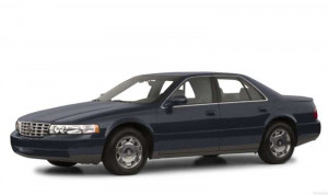 back 2000 cadillac seville price quote