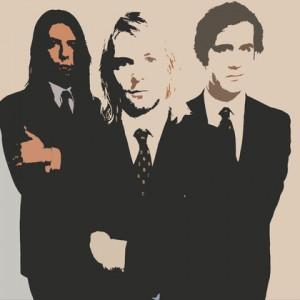 ... song to Kurt dave grohl falando kurt cobain Krist Novoselic at Reading