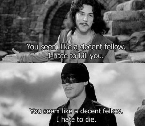 The Princess Bride Movie...