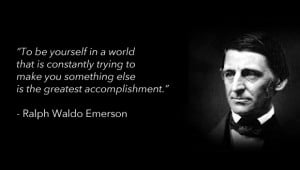 Ralph Waldo Emerson – Compensation
