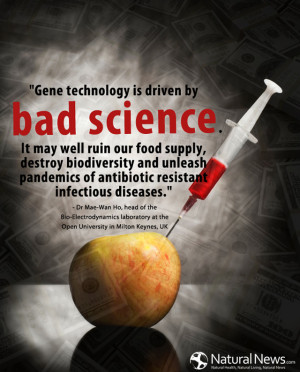 Gene technology is driven by bad science. It may well ruin our food ...