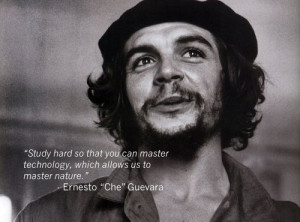 Study hard so that you can master technology, which allows us to ...