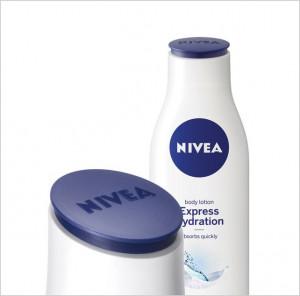 Yves Béhar Overhauls Nivea's Brand + packaging.