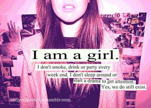 ... girls #quotes about girls #quotes #smoke #party #drink #start drama