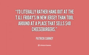 New Jersey Sayings and Quotes