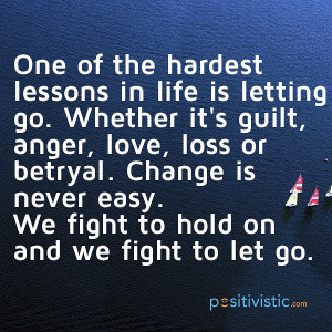Quotes About Change and Letting Go