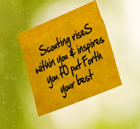 Scouting Quotes & Sayings