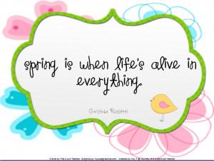 happy spring break quotes