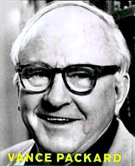 Vance Packard Sociologist