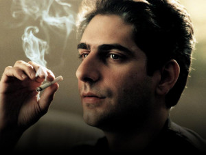 Michael Imperioli as Christopher Moltisanti
