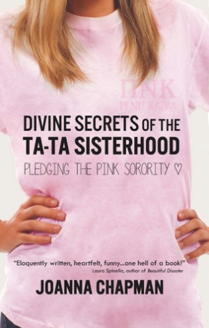 "... the Ta-Ta Sisterhood: Pledging the Pink Sorority"" as Want to Read"