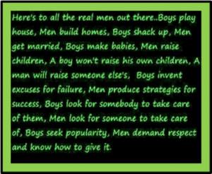 Deadbeat dad | Quotes