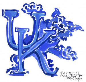 ... the Pink Palace Tournament Winner- University of Kentucky! #lilly5x5