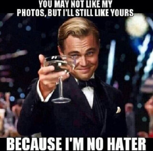 ... ha... this is so true! #GhostFollowers #Lurkers #Trolls #Haters WHY