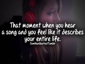 ... beats, fact, girl, headphones, hurt, life, love, pretty, quote, sad, s