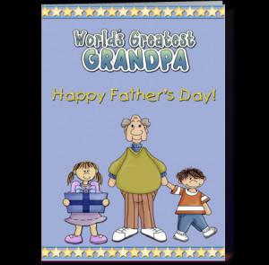 Happy Fathers Day Grandpa 2