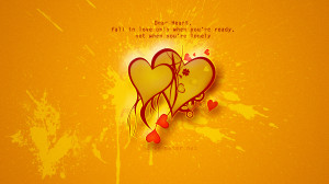 Love Wallpaper With Love Quote