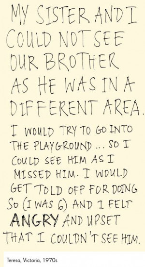 Similar Galleries: Quotes About Brothers And Sisters , Quotes About ...