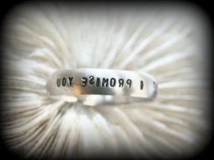 Beautiful Promise Rings Ring