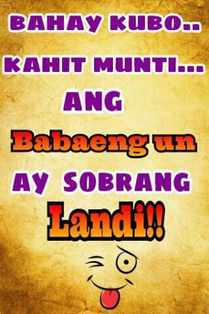 Tagalog Quotes Para SA Malandi