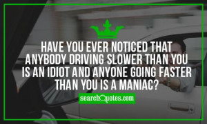 Funny Driving Test Quotes
