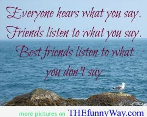 power of best friend quotes