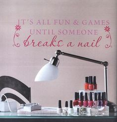 cutest nails quotes true quotes nails art nails salons salons ideas ...