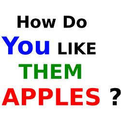 how_do_you_like_them_apples_greeting_cards.jpg?height=250&width=250 ...
