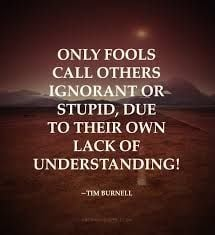 ignorant people quotes - Google Search