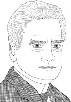 Norwegian Diplomat , Peace Advocate