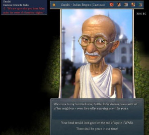 Religion adds a whole new layer of strategy to Civ4. It's great fun.