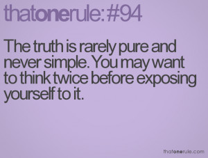 Simple Truths Quotes