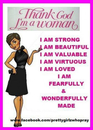Womans Worth Quotes