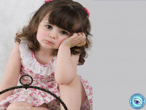Sad Baby Girl Picture Free Download