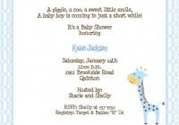 Gallery of Baby Shower Quotes On Baby Shower Invitations