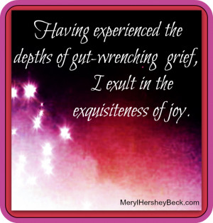 Overcoming Grief And Loss Quotes