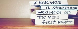 Book Cute Love Quote Quotes Facebook Covers