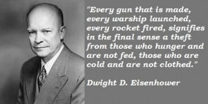 Dwight D. Eisenhower's quote #2