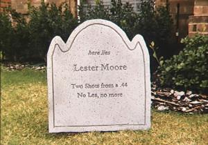 Funny Halloween Gravestone Epitaphs