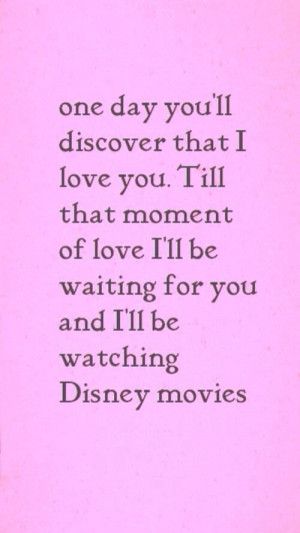 Disney love quotes from movies 2